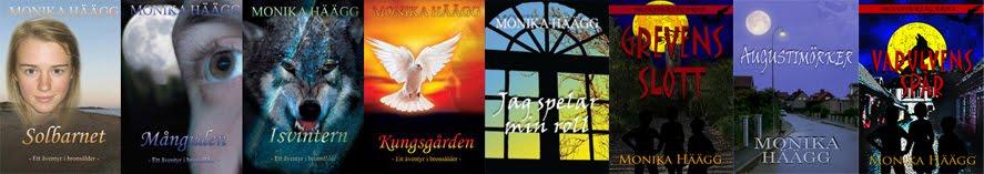 Böcker av Monika Häägg
