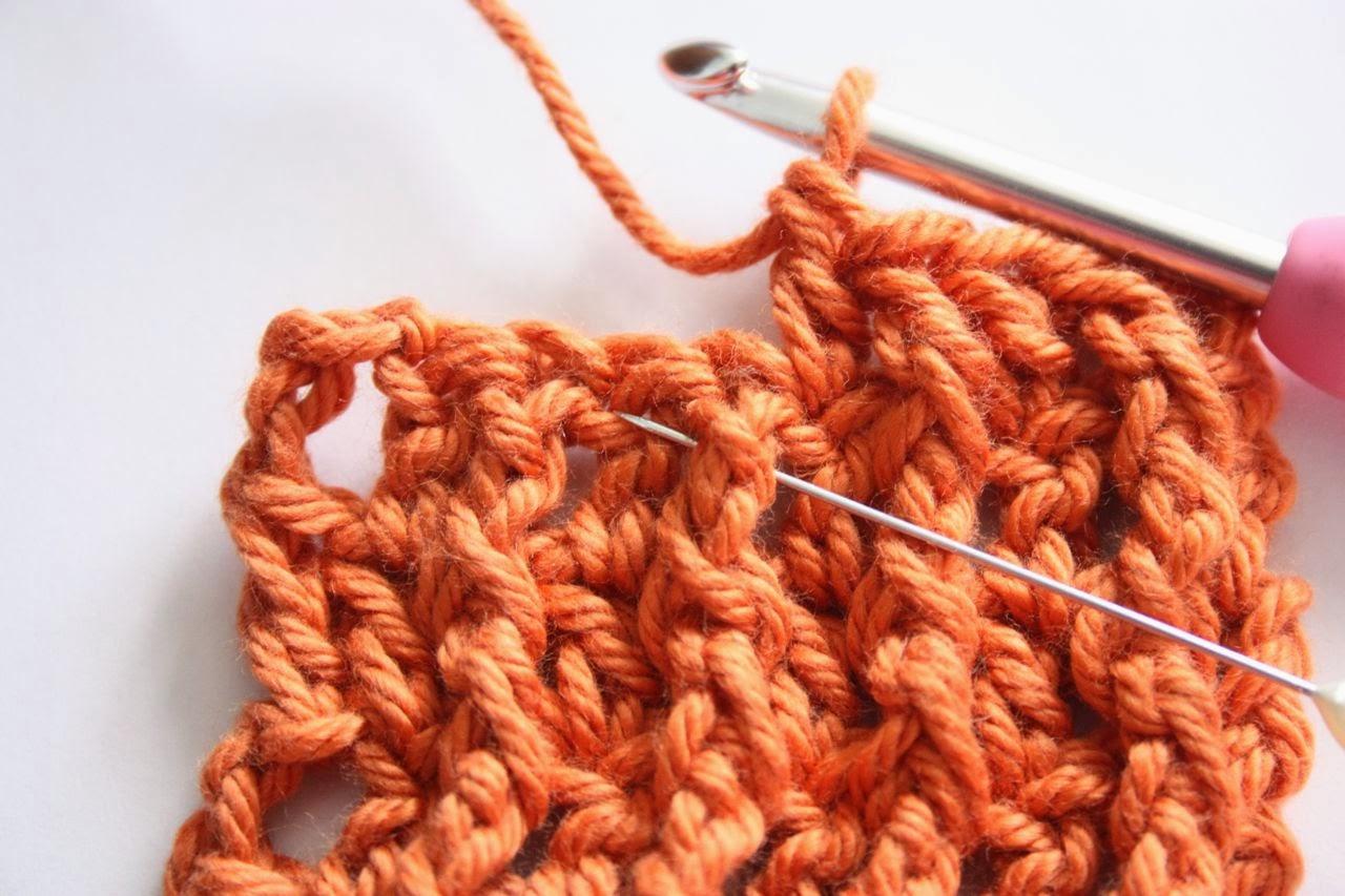 Crochet Corner: Front Post Crochet (FP)