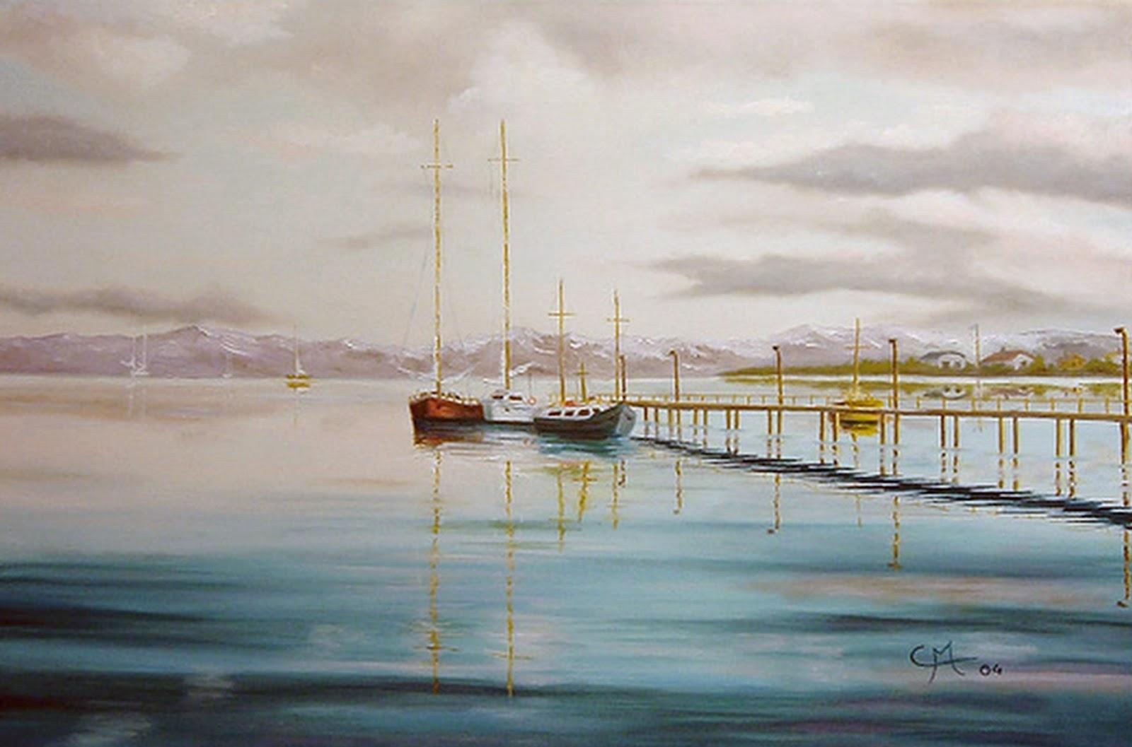 Pintura moderna y fotograf a art stica cuadros de for Cuadros de marinas