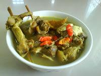 resep tengkleng kambing, masakan dari kambing