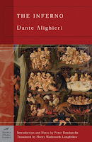 Cover of The Inferno by Dante Alighieri
