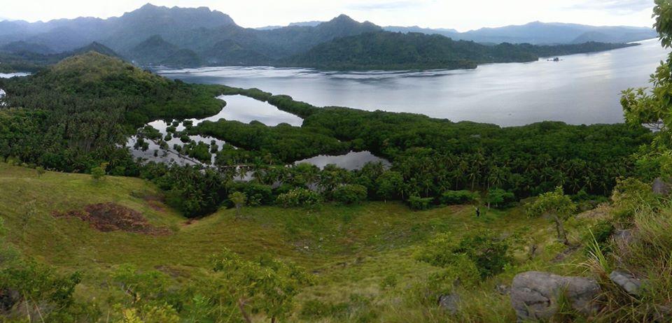 pulau karamasang polman