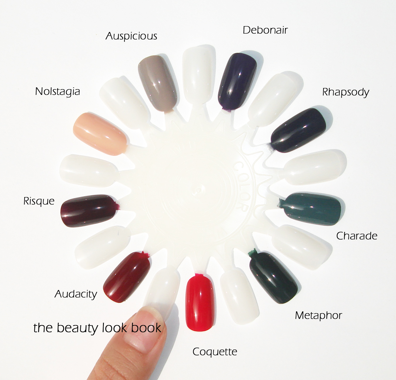 JINsoon Nail Lacquers | The Beauty Look Book