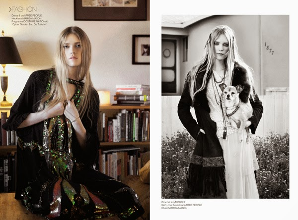 Caitlin Holleran - Cast Images - Fave Magazine - Billy Winters Photos