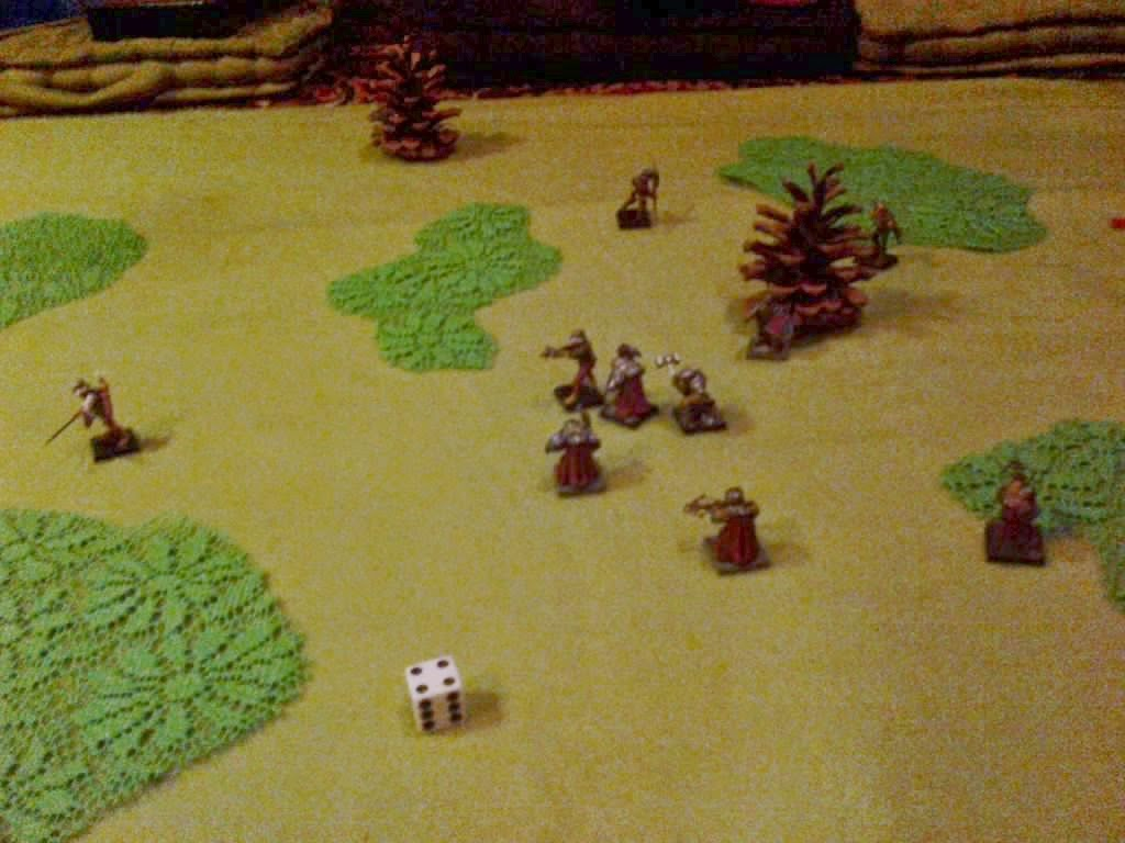 Turn 3 (Dwarves)