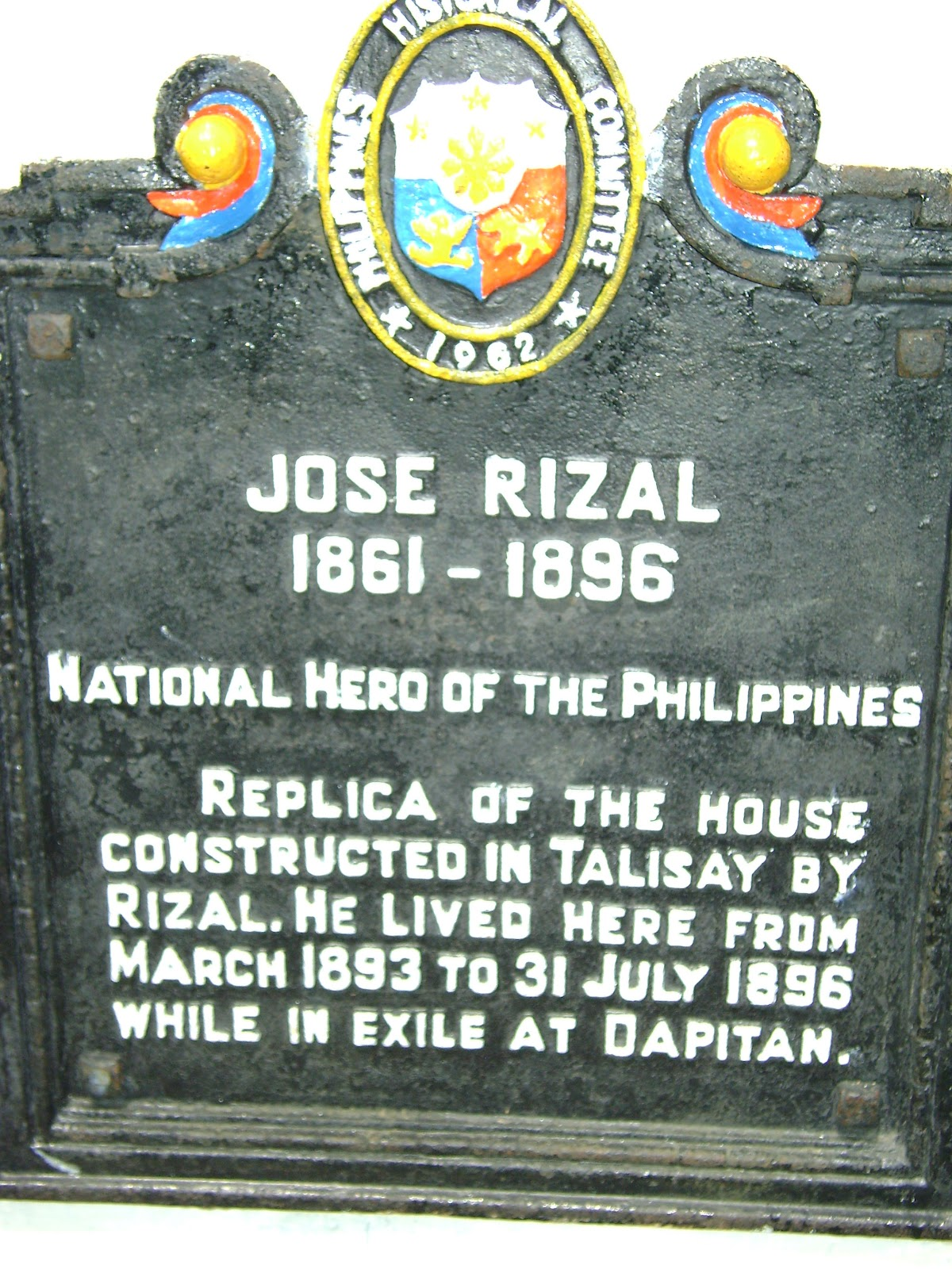 jose rizal 8 essay Free essay: an essay about jose rizal who is jose rizal to common people what is the impact of his life, woks and writings when we ask most average persons.