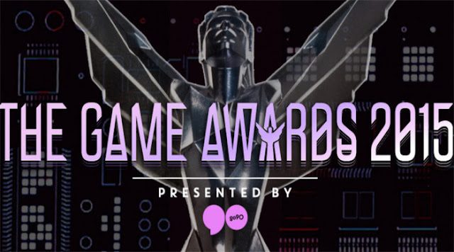 The Games Awards 2015