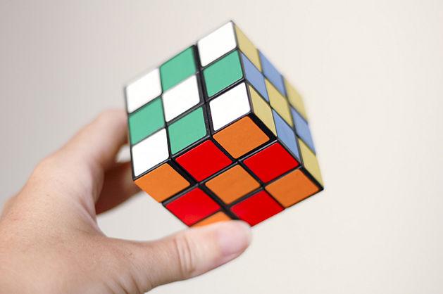 Rubik's Cube You Can Do Rubik's Patterns Amazing Rubix Cube Pattern
