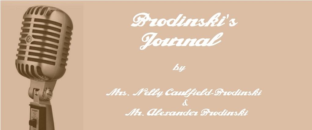 Brodinski's Journal