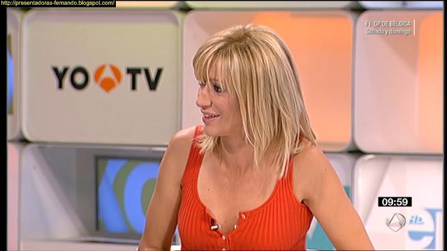 Susana Griso  marcando