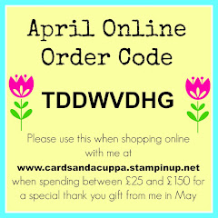 Hostess Code for your April Shopping