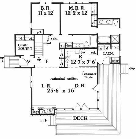 planos casas modernas planos de casas de 70 metros cuadrados