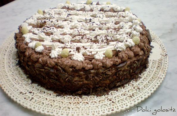 Dolcigolosità-mascarpone cioccolato e crema