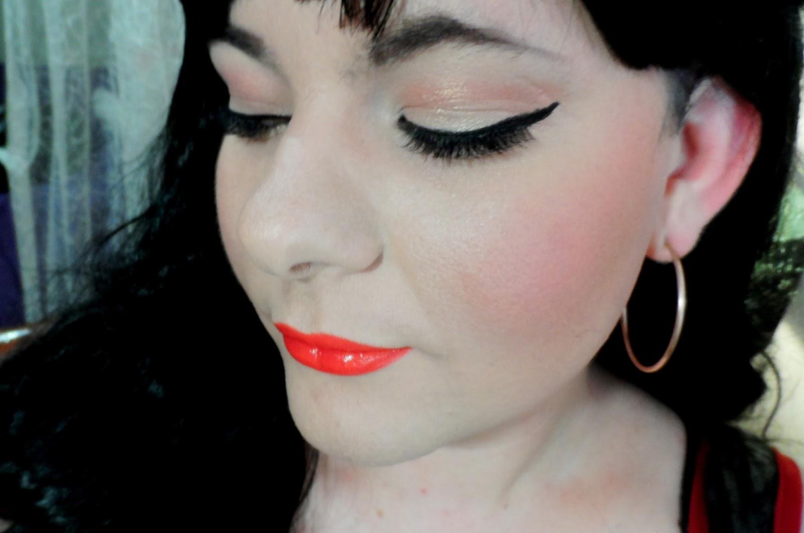 Tutorial lady zorro inspired makeup look halloween 2013 baditri Images