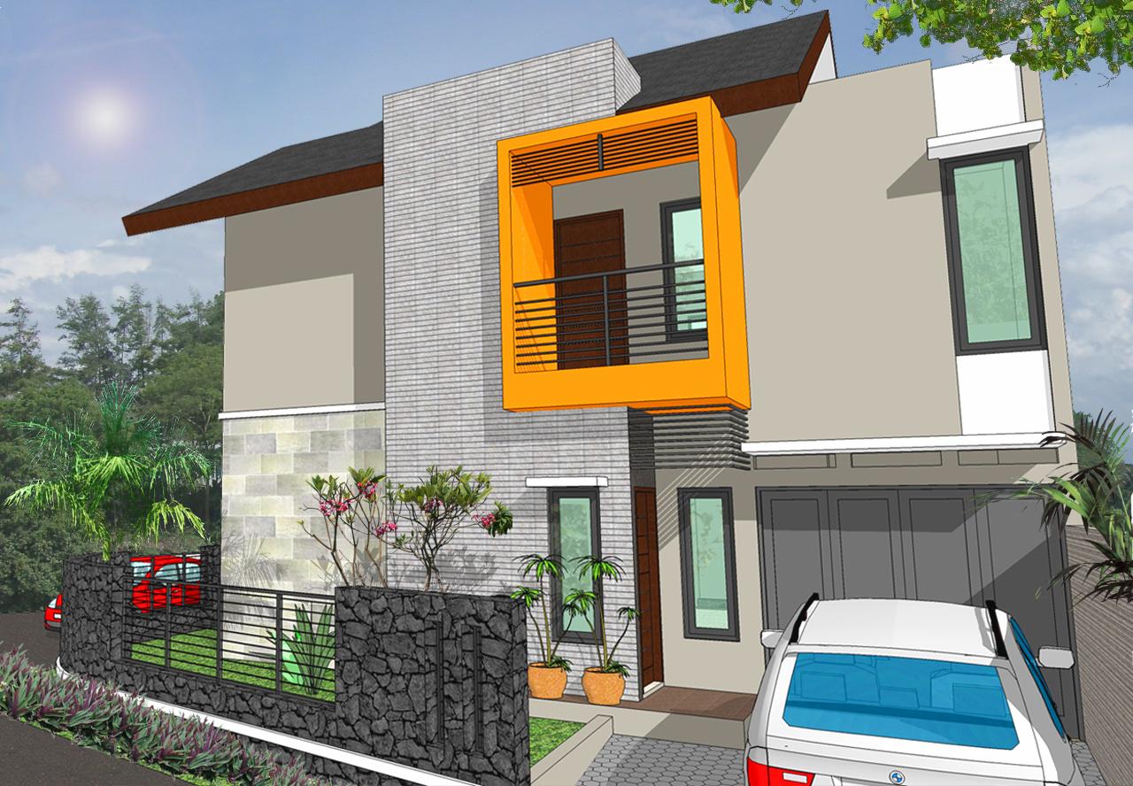 desain rumah: Koleksi Gambar Rumah Minimalis Bag 2