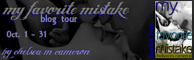 {Book Review} My Favorite Mistake by Chelsea M. Cameron