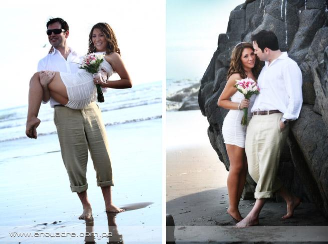 Matrimonio Simbolico En La Playa Peru : Fotos de boda en la playa cerro azul bodas