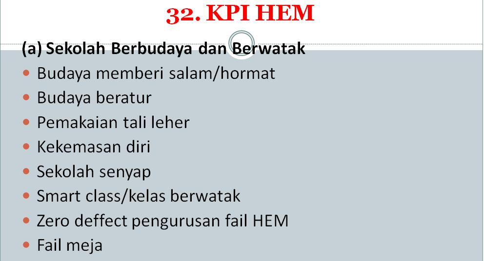 KPI HEM