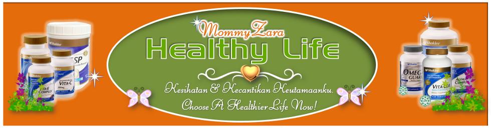MommyZara Healthy Life