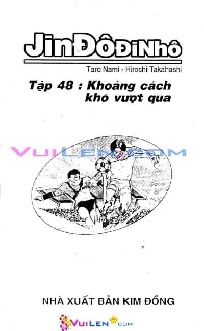 Jindodinho - Đường Dẫn Đến Khung Thành III  Tập 48 page 1 Congtruyen24h