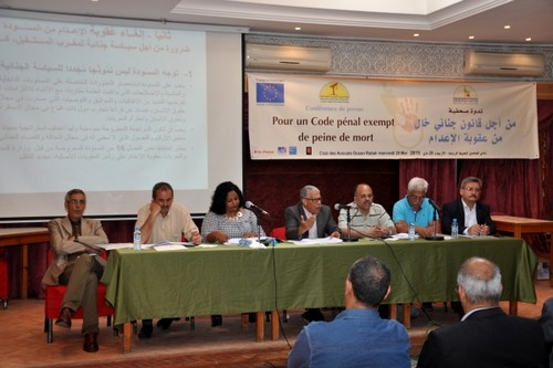 Morocco: Associations campaign against death penalty