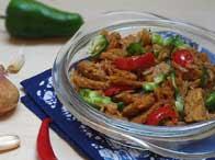 resep masakan tumis tempe rebon