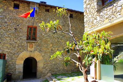 Casa de la Vall in Andorra