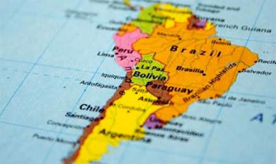 Amérique du Sud Amérique Latine