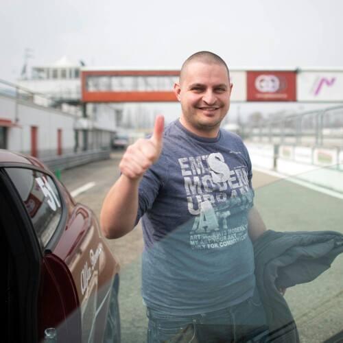 Matteo - Clicca la foto per le info su FCA Italy