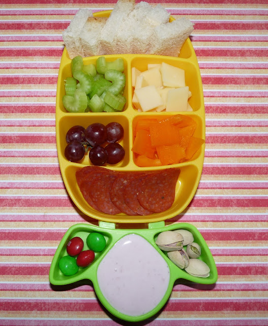 Zak pineapple bento