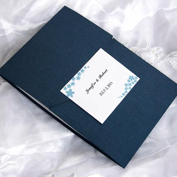 Tampilan Undangan Pernikahan Elegan #03