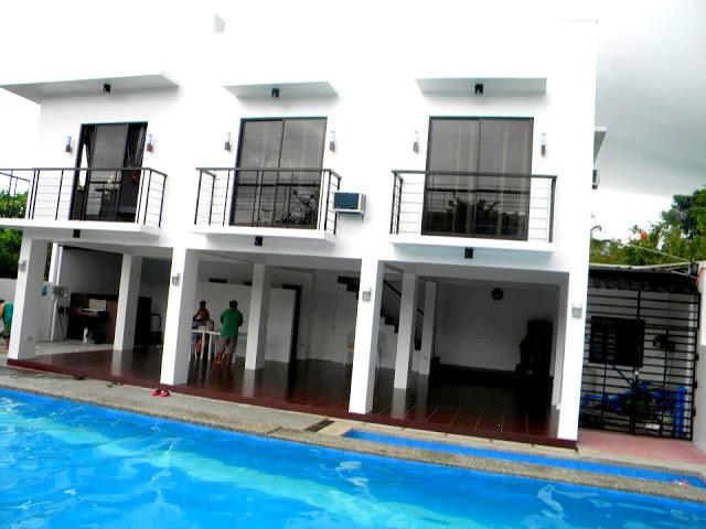Villa adela private pool in pansol laguna for Affordable private pools in laguna
