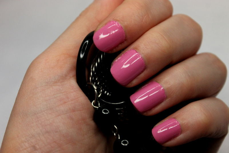 My Secret Gel Effect Nail Polish Light Pink