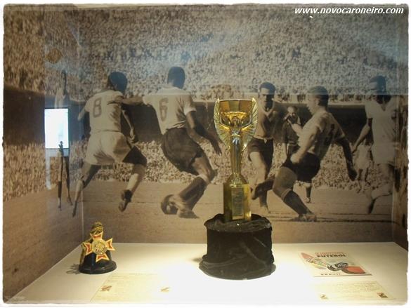 Estádio Centenário de Montevidéu, por novocaroneiro.com