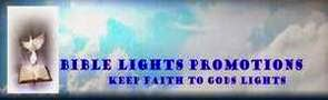 Bible Lights Promotions
