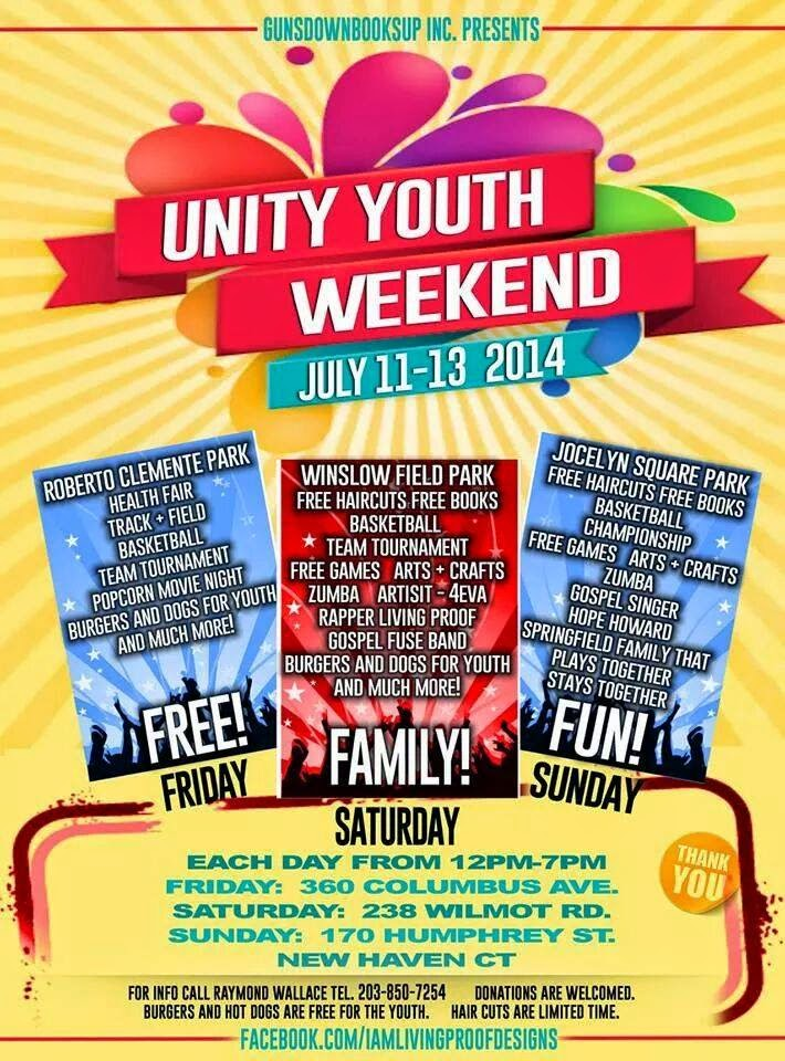 The FICKLIN MEDIA GROUP,LLC: Unity Youth Weekend