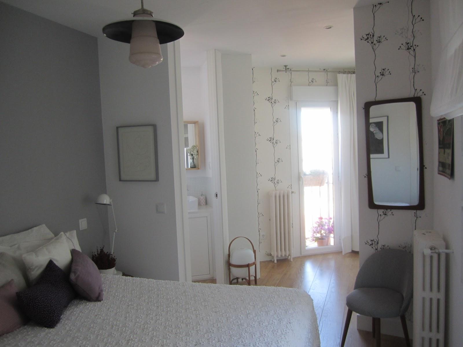 Una habitaci n c lida y moderna con muebles a os 50 deco - Muebles daneses anos 50 ...