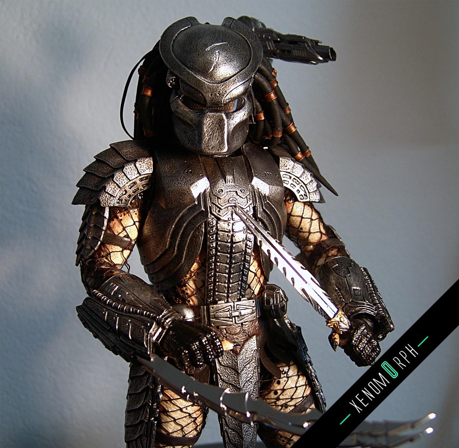 Review Predalien Alien Vs Predator: Requiem Hot Toys