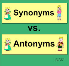 IBPS Clerk 2015: English Synonyms Vs Antonyms