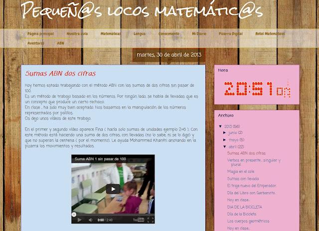 http://esoslocosbajitosdeprimero.blogspot.com.es/2013/04/sumas-abn-dos-cifras.html