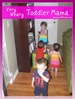 Toddler Quadruplets