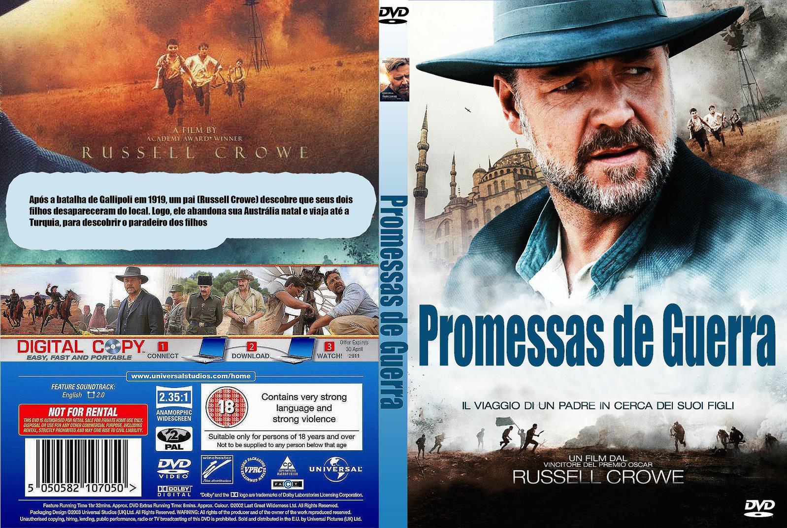 Download Promessas de Guerra DVD-R Promessas 2Bde 2BGuerra 2B