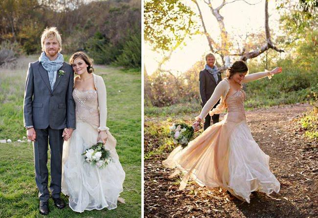 Красивая попа невесты фото 95-597