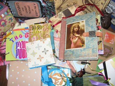 Making Mini Scrapbooks Website