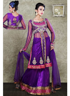 Designer Dress on Choli Dresses L Latest Designer Lehenga Choli Collection 2013   2014
