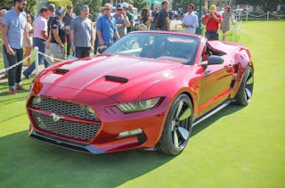 2016 Ford Mustang Rocket Convertible