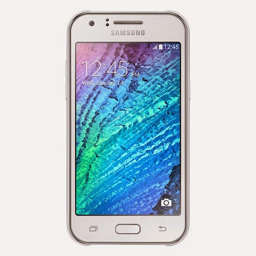 Spesifikasi Dan Harga Samsung Galaxy J1 - 4GB - Putih
