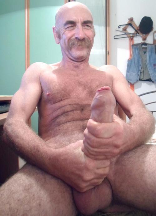 Naked Hairy Men Bear Daddy
