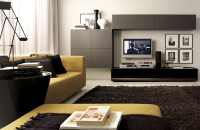 minimalist modern living room design ideas