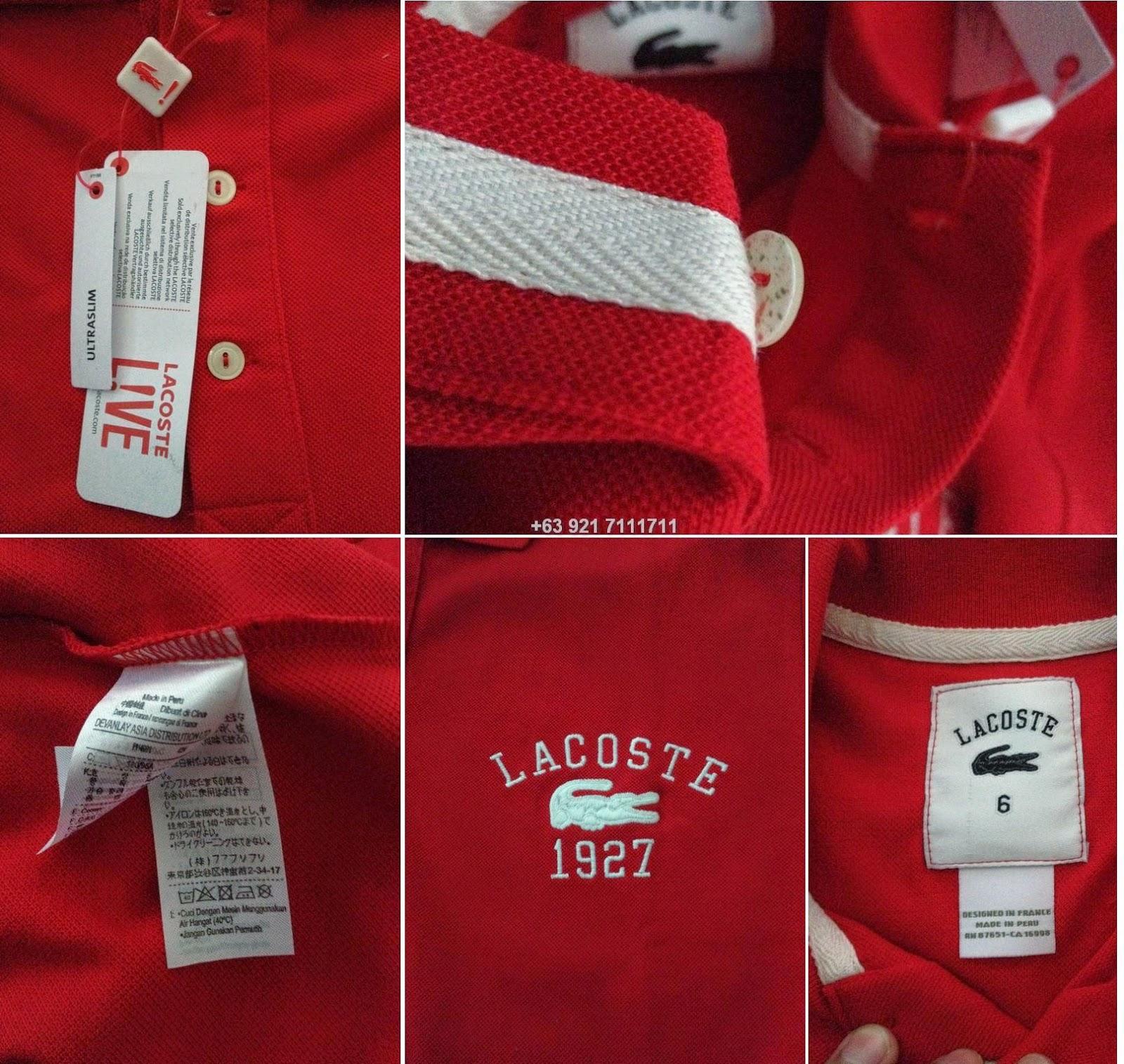 wholesale lacoste polo shirts sale   OFF46% Discounts ea4af3a67f